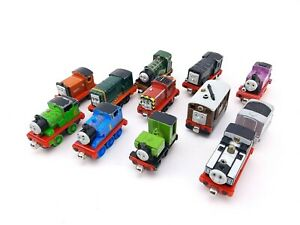 Thomas And Friends 2009 Magnetic Die Cast Huge lot Some with sound/light feature