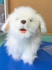 FurReal White Dog Walks & Barks Interactive 2010 Hasbro