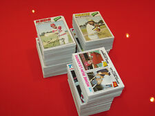 1977 Topps Baseball HIGH GRADE U PICK 20 NM+ cards STARS!! complete your set