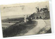 1 postkaart Wenduine zicht vanop de spioenkop