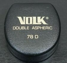Volk Double Aspheric 78D Lens - Ophthalmic