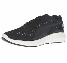 Puma Ignite Ultimate Layered Sz US 14 M Black Mesh Running Sneakers Mens Shoes