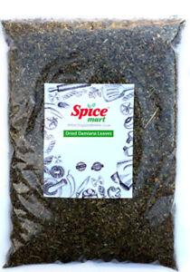 Damiana Dried Leaf | Leaves Cut Herbal Tea Infusion Premium Quality Free UK P&P