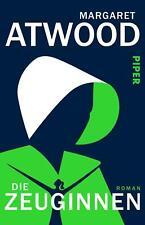Die Zeuginnen von Margaret Atwood (Taschenbuch)
