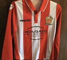 AFC Hornchurch Macron home football shirt Size 3XS Non League
