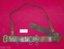 Sam Browne belt - good size