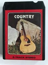 Country Freddie Hart - tape Stereo Cartridge 8 track SATUR 379 Heart One More M