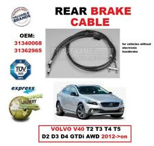 hintere Brems- Kabel für Volvo V40 T2 T3 T4 T5 D2 D3 D4 GTDI AWD