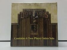 Deadlands Shootout at High Noon Two Player Intro Set Case NOS FACTORY SEALED