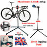 Adjustable Bike Bicycle Repair Stand Maintenance Mechanics Workstand Rack UK