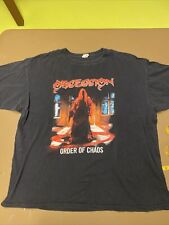 Obsession Order of Chaos Metalblade t shirt size 2Xl Heavy Metal