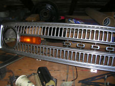 71-74 Dodge & Plymouth Van B100 200 300 RARE CHROME OEM 1973 Plym. Grille mint