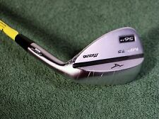 NEW RH Mizuno MP-T5 White Satin  56*Loft 14*Bounce San Wedge Dynamic Gold Steel