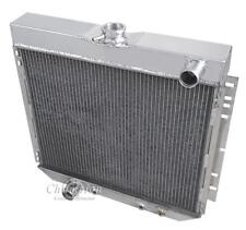 Ford Maverick Aluminum 3 Row Champion Radiator, CC329