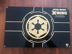 FFG OP 2019 World Championships Template Tray Empire Xwing Rare