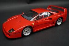 1:12 KYOSHO 08602A Ferrari F40 Red Model car