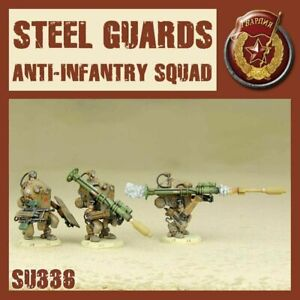 DUST 1947 - Steel Guard Anti-Infantry Squad  -=NEW=-