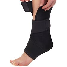 1 Pair Ankle Protect Zip up Compression Support Sport Protective Ankle Brace