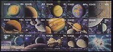 Ciskei 1991 Solar System miniature sheet unhinged mint