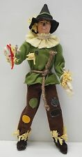 The Wizard of OZ 1999 Mattel SCARECROW action figure Barbie Ken Doll Great shape