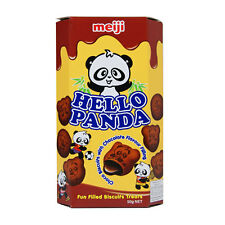 HELLO PANDA CHOCO BISCUITS WITH CHOCOLATE FLAVOUR FILLING - 50G
