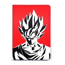 New Dragon Ball Z Goku's Kanji Red PU Leather Stand Case Cover For iPad air