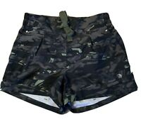 MPG Womens XS Mondetta Activewear Cuffed/ Partial Elastic Waistband / Shorts