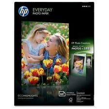 """Everyday Photo Paper - For Inkjet Print - Photo Paper - 5"""" X 7"""" - Glossy- Flo..."""