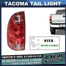 Driver Left Side Rear Brake Tail Light 81560-04150 for 2005-2015 Toyota Tacoma