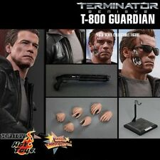 New 1/6 HOT TOYS Terminator Genisys T-800 GUARDIAN Arnold Action Figure MMS307