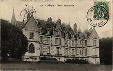 CPA Pont l'Eveque-Chateau de Betteville (422447)