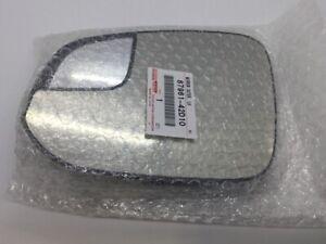Genuine Toyota 2016-2018 RAV4 LE Left Side View Mirror Glass (non-heated) 87961-
