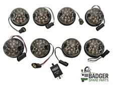 Land Rover Defender 90/110 Smoked LED Replacement Lamp Light Kit - Wipac DA1190