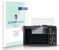 iLLumiShield Matte Screen Protector w Anti-Glare/Print 3x for Leica D-LUX 4