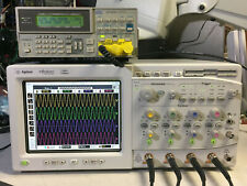 Agilent Infiniium 54835a 4 Channel Oscilloscope 1ghz 4gsas