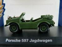 BoS 87595 Porsche 597 Jagdwagen (1953-1958) in olivgrün 1:87/H0 NEU/OVP
