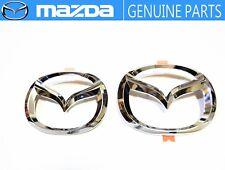 MAZDA RX-7 FD3S Genuine Front & Rear Badge Emblem JDM  OEM SPIRIT R