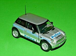 CORGI BMW MINI COOPER  NSW POLICE 1:36  CC86516 Lim-Edition  759 of 4100 units