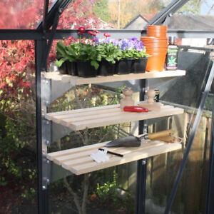 Modular Greenhouse Shelving