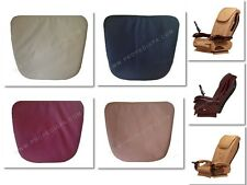 Acetone proof massage pillow cushion upholstery for pedicure spa chair