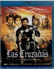 Las cruzadas (Bluray Nuevo)
