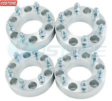 (4) 1.5'' 6 Lug Wheel Spacers Adapters 6x135 for Ford F-150 Expedition Lincoln