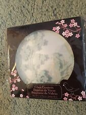 Frosted Glass Coasters Set Wedding Engagement Shower Party Favor Gift Ka27040Na