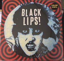 THE BLACK LIPS-BLACK LIPS!-COLOR VINYL-2002 BOMP!-SEALED-UNBEATABLE PRICES