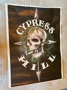 Art print POSTER Rappers in Cypress Hill