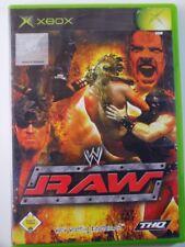 !!! Xbox Classic juego WWE Raw, usados pero bien!!!