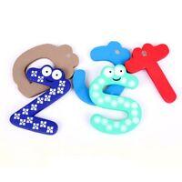 Toy Letter 26Pcs Funny Education Wooden Magnet Sticker Fridge Refrigerator