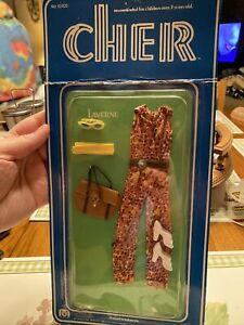 Cher Doll - Mego - 1976 Laverne outfit - Rare New & Sealed