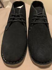 Onfire Desert Boots Size 8 Blue Brand New