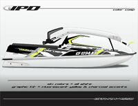 IPD Jet Ski Graphic Kit for Kawasaki 440 & 550 (RM Design)